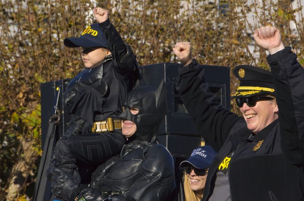 Favorite 2013 Story - The Bat kid