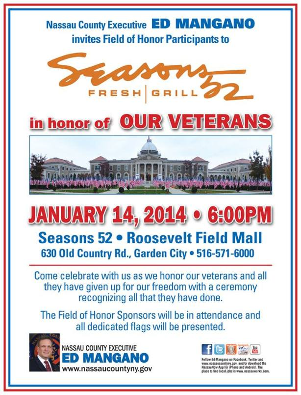 Nassau County for Veterans