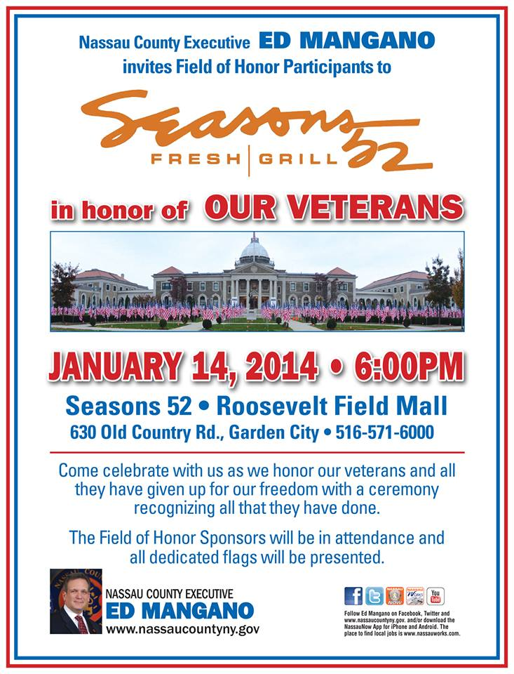 Nassau County for Veterans