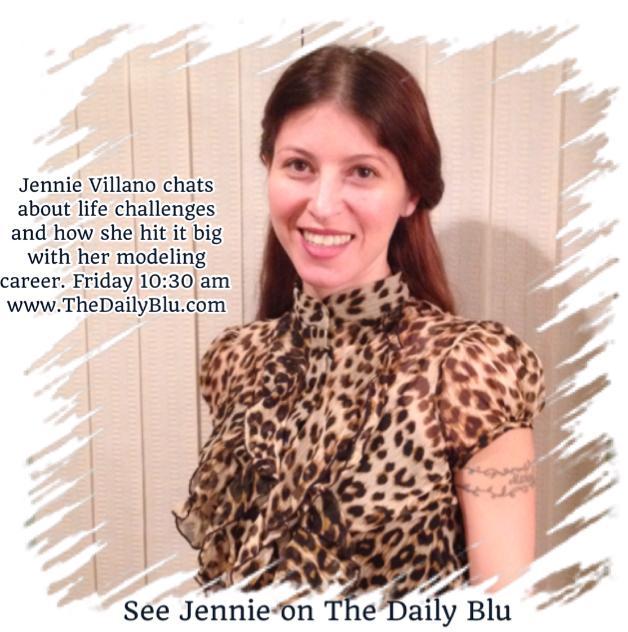 Jennie Villano on TheDailyBlu