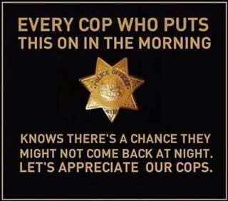 Thank You to NY Law Enforcement