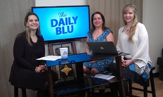 Teachers Federal Credit Union Visits TheDailYBlu.com