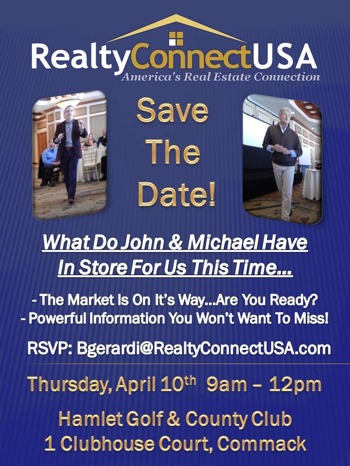 Realty Connect RULES Long Island