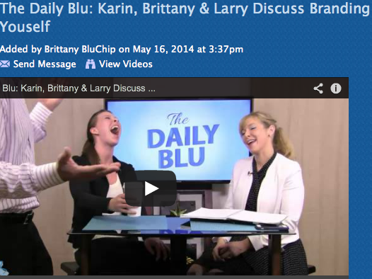 Sports Biz With LD Jumps in Our Karin and Brittany's Show: