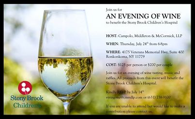 An Evening of Wine