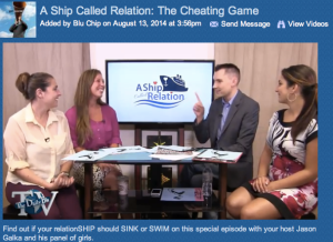 Celebs that cheat, are you with a cheater and what to look for if you think your spouse is cheating!  Join host Jason Galka and his guests of the BluCru on SINK or SWIM