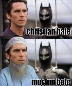 CHRISTIAN BALE LOL