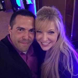 Dr. Steve Maraboli & Karin Murphy Caro