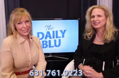 Karin Caro thanks Tracy Trypuc for hosting her show Your Health Matters on TheDailyBlu.com